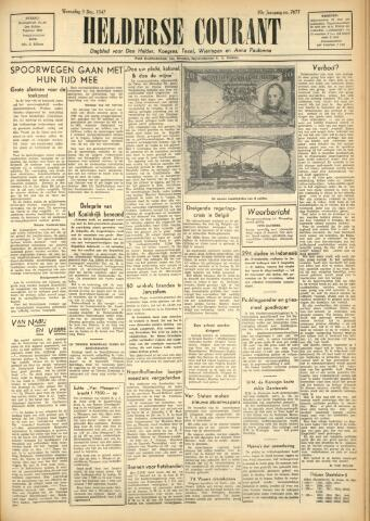 Heldersche Courant 1947-12-03