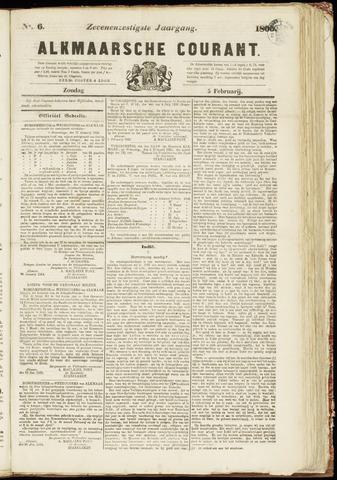 Alkmaarsche Courant 1865-02-05