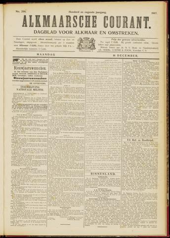 Alkmaarsche Courant 1907-12-16