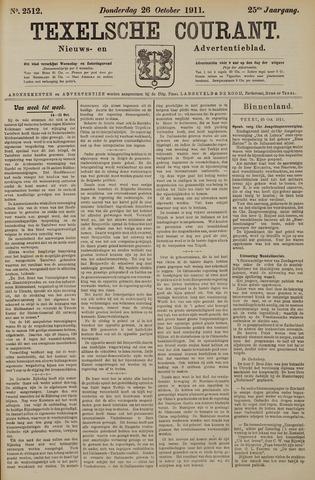 Texelsche Courant 1911-10-26