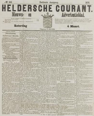 Heldersche Courant 1876-03-04