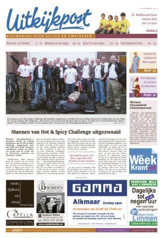 Uitkijkpost : nieuwsblad voor Heiloo e.o. 2010-11-10