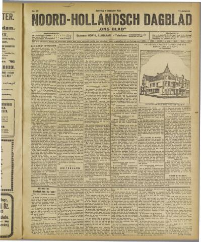 Ons Blad : katholiek nieuwsblad voor N-H 1922-12-02