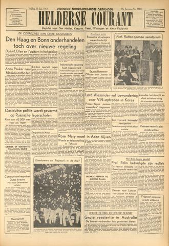 Heldersche Courant 1952-06-20