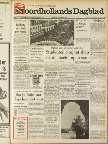 Noordhollands Dagblad : dagblad voor Alkmaar en omgeving 1968-05-14