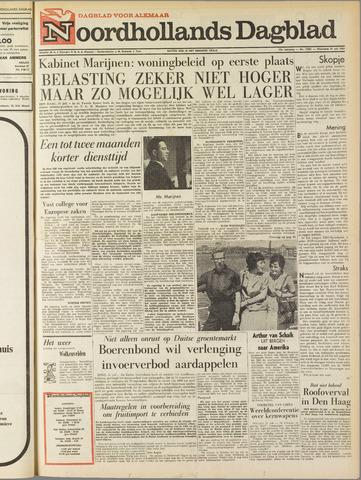 Noordhollands Dagblad : dagblad voor Alkmaar en omgeving 1963-07-31
