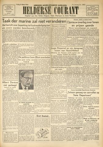 Heldersche Courant 1950-03-31