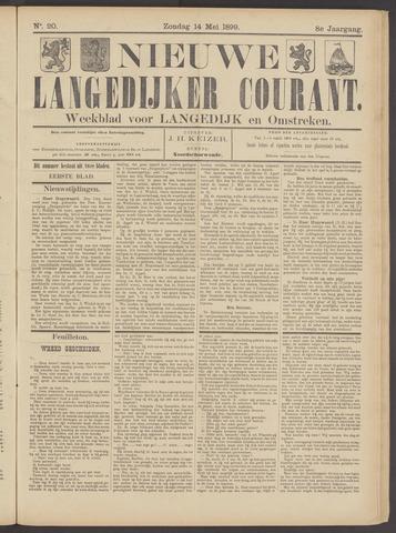 Nieuwe Langedijker Courant 1899-05-14