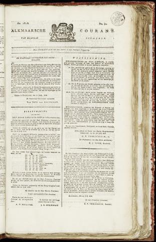 Alkmaarsche Courant 1818-07-27