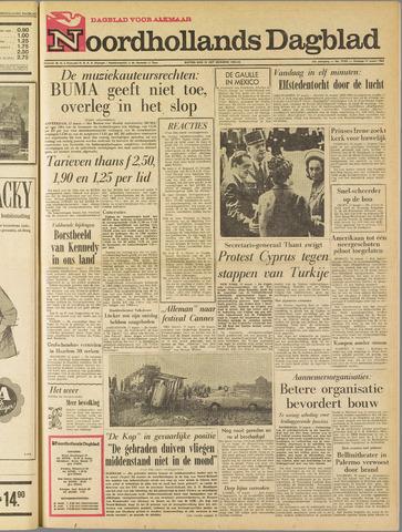 Noordhollands Dagblad : dagblad voor Alkmaar en omgeving 1964-03-17