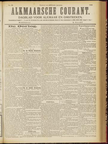 Alkmaarsche Courant 1916-03-15
