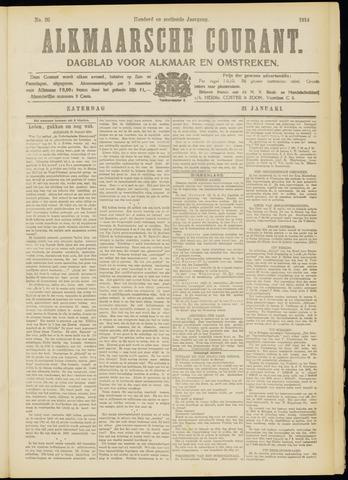 Alkmaarsche Courant 1914-01-31