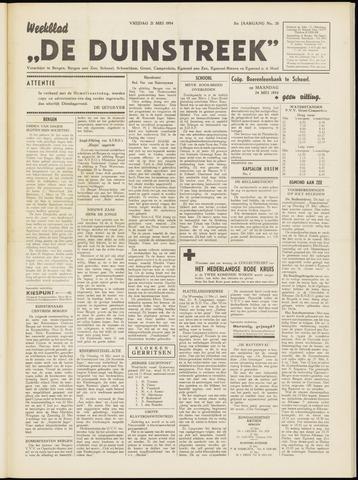 De Duinstreek 1954-05-21