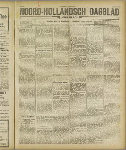 Ons Blad : katholiek nieuwsblad voor N-H 1921-03-03