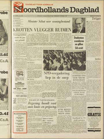 Noordhollands Dagblad : dagblad voor Alkmaar en omgeving 1968-10-02
