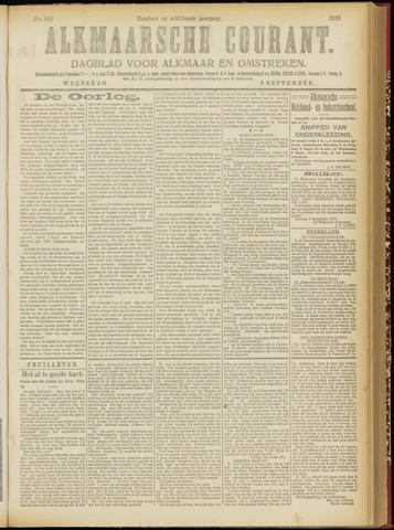 Alkmaarsche Courant 1916-09-06