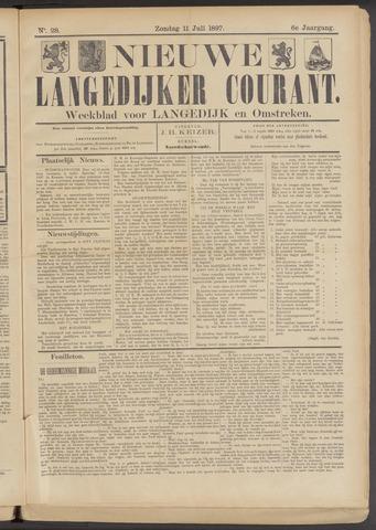 Nieuwe Langedijker Courant 1897-07-11