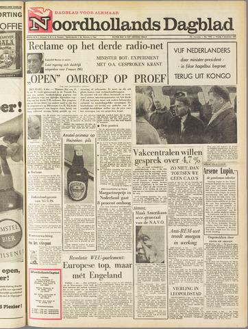 Noordhollands Dagblad : dagblad voor Alkmaar en omgeving 1964-12-04