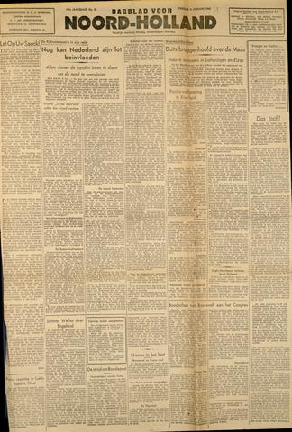Heldersche Courant 1945