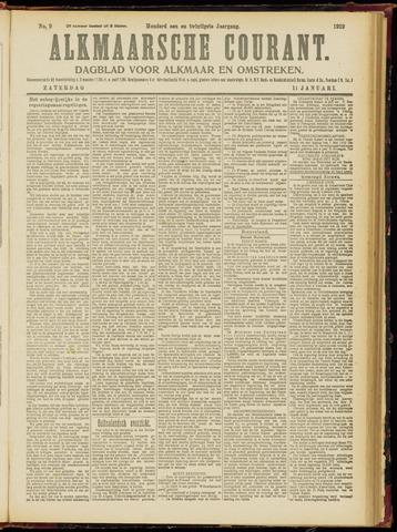 Alkmaarsche Courant 1919-01-11