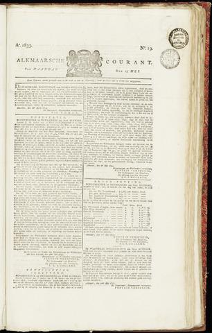 Alkmaarsche Courant 1833-05-13