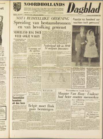 Noordhollands Dagblad : dagblad voor Alkmaar en omgeving 1960-09-28