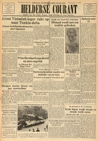 Heldersche Courant 1954-05-19