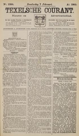Texelsche Courant 1901-02-07