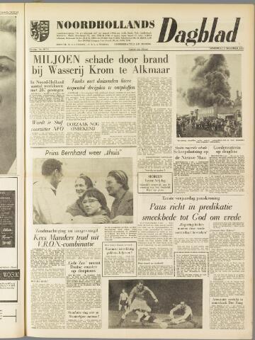 Noordhollands Dagblad : dagblad voor Alkmaar en omgeving 1959-11-05