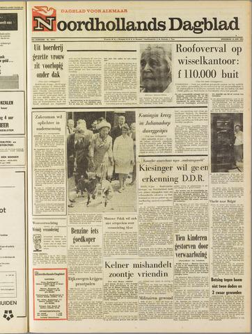 Noordhollands Dagblad : dagblad voor Alkmaar en omgeving 1969-06-18