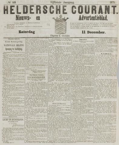 Heldersche Courant 1875-12-11