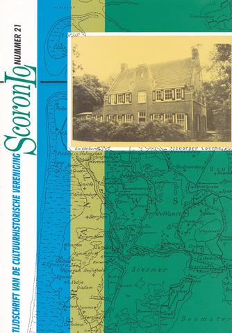 Tijdschrift van cultuurhistorische vereniging Scoronlo 2000-03-01