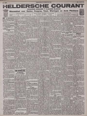 Heldersche Courant 1917-08-30