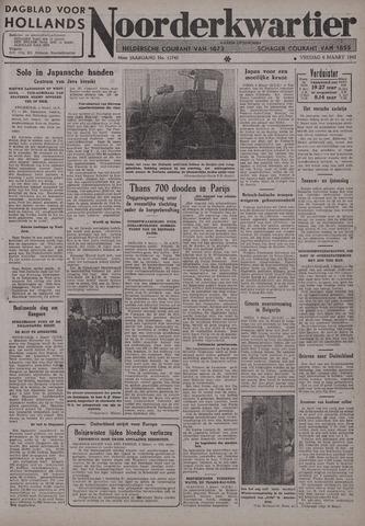 Dagblad voor Hollands Noorderkwartier 1942-03-06