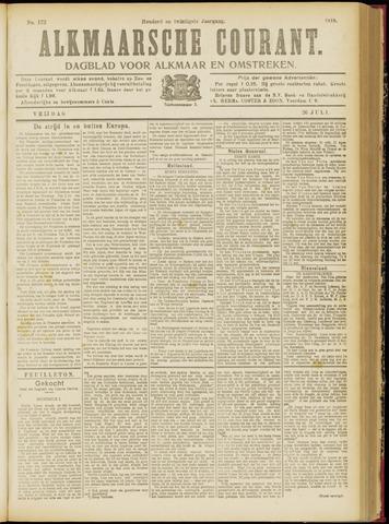 Alkmaarsche Courant 1918-07-26