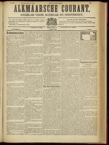 Alkmaarsche Courant 1928-06-09