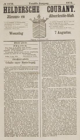 Heldersche Courant 1872-08-07
