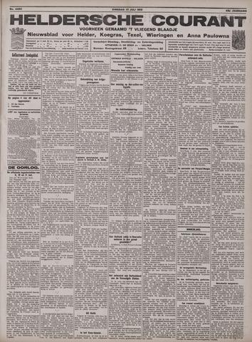 Heldersche Courant 1915-07-13