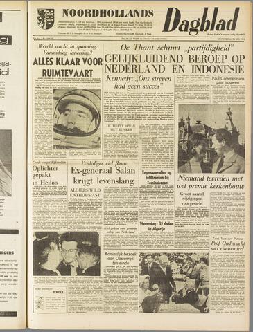 Noordhollands Dagblad : dagblad voor Alkmaar en omgeving 1962-05-24