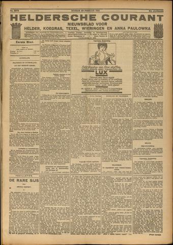 Heldersche Courant 1923-02-20