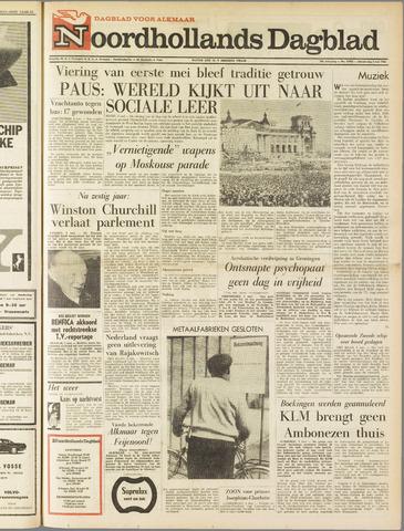 Noordhollands Dagblad : dagblad voor Alkmaar en omgeving 1963-05-02