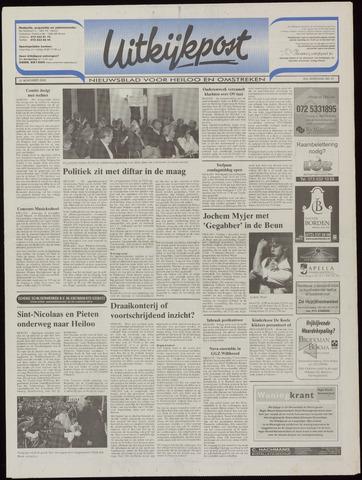 Uitkijkpost : nieuwsblad voor Heiloo e.o. 2000-11-22