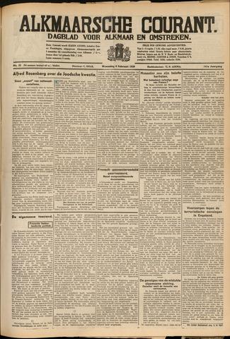 Alkmaarsche Courant 1939-02-08
