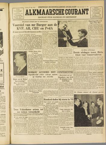 Alkmaarsche Courant 1955-05-27