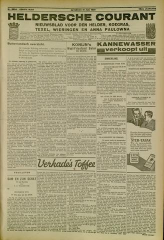 Heldersche Courant 1930-07-19