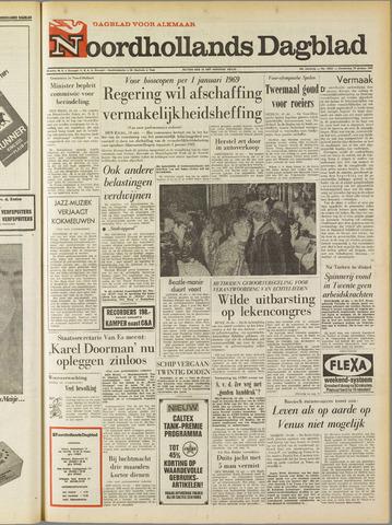 Noordhollands Dagblad : dagblad voor Alkmaar en omgeving 1967-10-19