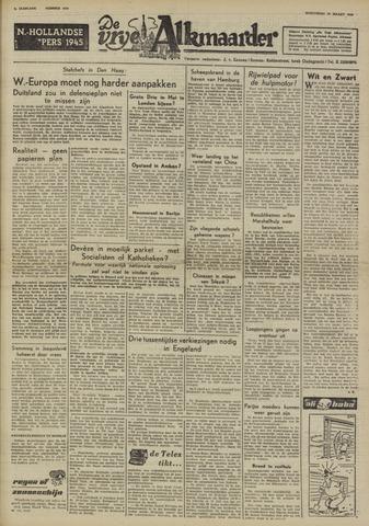 De Vrije Alkmaarder 1950-03-29