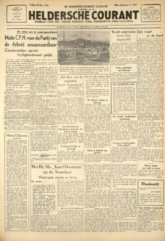 Heldersche Courant 1947-09-26
