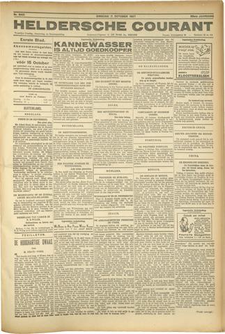 Heldersche Courant 1927-10-11