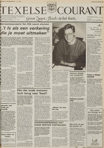 Texelsche Courant 1986-03-25